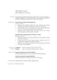 Business Systems Analyst Resume Sample Cool Business Systems Analyst Resume Examples System Analyst Resume