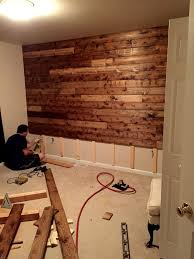 interior wood wall covering