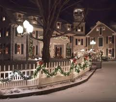 Christmas Lights New England Best Place To Enjoy Magical Ambiance Of Christmas Is New England