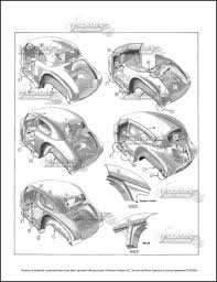 1942-1948 Fisher Body Welding Assembly Manual Reprint - All Chevy ...