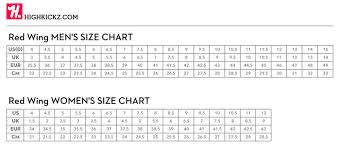 Red Wing Boot Size Chart Lovely Red Wing Boot Sizes Yu Boots