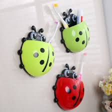 Ladybug Bathroom Accessories Online Get Cheap Ladybug Toothbrush Holder Aliexpresscom