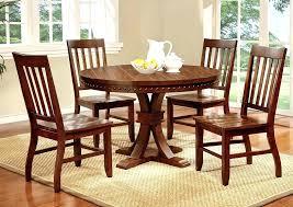 round table moreno valley foster l dark oak round dining table w 4 side of lias round table moreno valley