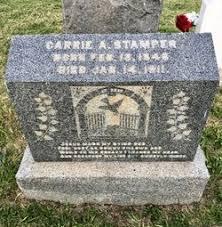 Caroline Amarilla Matthews Stamper (1846-1911) - Find A Grave Memorial