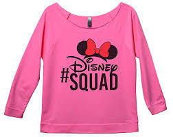 Disney World Size Chart