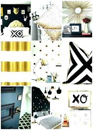 Navy White And Gold Bedroom Black White Gold Bedroom Navy White And ...