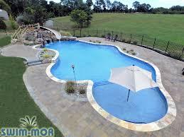 Freeform Pool Designs Free Form Pool Designs Swim Mor Pools And Spas
