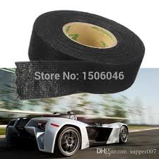 25mmx10m universal flannel fabric cloth tape automotive wiring 25mmx10m universal flannel fabric cloth tape automotive wiring harness flannelet glue high temperature tape double sided clear tape permanent glue from