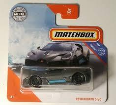 C $12.00 + c $5.00 shipping. Toys Games 2020 Matchbox Brand New 2020 X Case 18 Bugatti Divo On Short Card Advisoryhealthandwellness