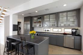 Painting Kitchen Cabinets Gray Beautifying Kitchen With Chalk Paint Kitchen Cabinets Gallery