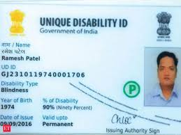 colour coded cards to be launched for 2 7 crore disabled the economic times