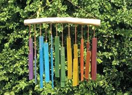 glass windchimes beer sea wind chimes diy glass windchimes how to make fused