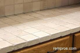 countertop tile edges tile trim ideas patterns tile countertop edge pieces