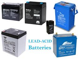 Lead Acid Battery Working Construction And Charging