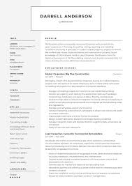 However, if you are lucky enough to get that interview, it will no doubt be the first thing they ask you to elaborate on. Carpenter Resume Writing Guide 12 Resume Examples 2020