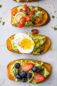 5 healthy avocado toast recipes with