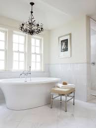 classy chandelier over bathtub hang a the tub tord boontje dining room 9 design above wallpaper code soaking electrical image