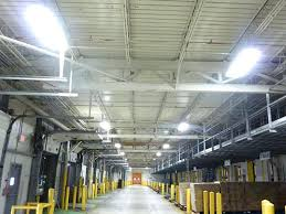 cold storage facility watt linear high bay fixture led warehouse lighting luminaire 150 fixtures