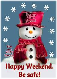 Resultado de imagen de happy weekend winter