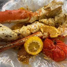Blue coast juicy seafood - Home - Tulsa ...