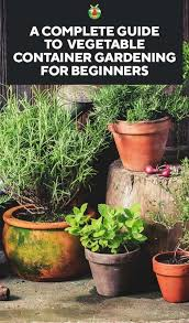 flower gardening for beginners. but there are things you need to understand when deciding container garden. here is what know grow a garden successfully: flower gardening for beginners o
