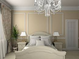 relaxing bedroom colors. Alluring White Chandelier Above Cozy Bed And Classic Nightstands In Bedroom Using Calming Paint Colors Relaxing