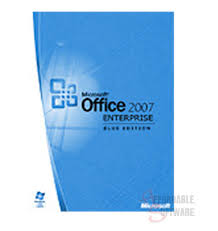 Image result for Microsoft Office 2007 Blue Edition