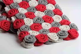 Crochet Rose Pattern Free