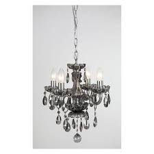 cf211093 04 smk rodeo 4 light crystal chandelier smoked glass