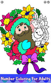 Color by number coloring game! Christmas Color By Number Adult Coloring Book Free Download And Software Reviews Cnet Download