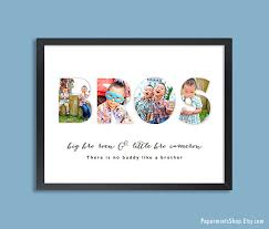 personalized brother wall art big brother little brother brother quote boy room decor on brothers wall art quotes with personalized brother wall art big brother little brother brother