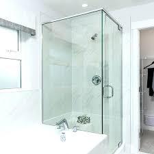 posh kohler tub shower doors tub shower surrounds shower enclosures tub shower enclosure