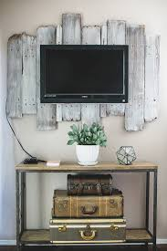 flat screen tv furniture ideas. 95 ways to hide or decorate around the tv electronics and cords remodelaholic flat screen tv furniture ideas