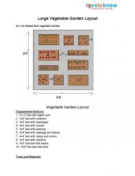 And then download a free planning sketch and. Vegetable Garden Plans And Layouts Lovetoknow