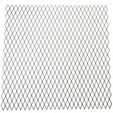 home depot metal sheet everbilt 24 in x 3 4 in x 24 in plain expanded metal sheet 801427