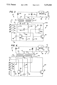 patent us5276393 solar radiation powered battery reclaimer and schumacher battery charger switch at Schumacher Battery Charger Parts Diagram
