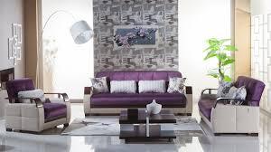 Pc Living Room Set 169700 Natural 2 Pc Living Room Set Prestige Purple D2d