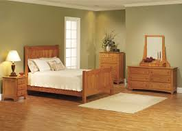 Wooden Bedroom Furniture A Classy One To Have Within Solid Oak Design 12 ...