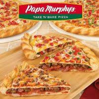 Papa Murphys Menu Nutrition