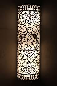 oriental lighting. Oriental Brass Wall Lamp Light Elamin - XL 80cm Oriental Lighting L