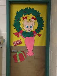 office decorations for christmas. Grinch Stole Christmas Office Decorations. Door Decoration \\ Decorations For O