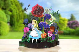 disney alice in wonderland craft collection launches on create and craft