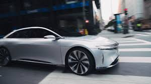 new luxury car releasesLucid releases details about new electric car  including 60000