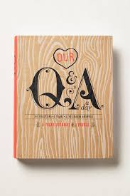 Q&Aa day journal for couples
