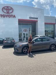 Graham Automall - Congratulations to Bernita Montgomery on ...