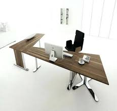 contemporary glass office. Contemporary Office Table Charming Desks For Your Home Interior Redesign Glass . A