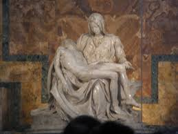 Image result for pieta michelangelo damage