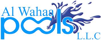 swimming pool logo design. Welcome To Al Wahaa Pools L.L.C Swimming Pool Logo Design