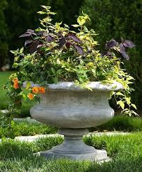Decorative Garden Urns Decorative Garden Urns Para Planter Covers Decorative Outdoor 35