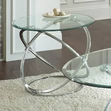 glass and chrome coffee table sets unique 3 piece glass coffee table set writehookstudio of glass